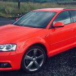 Hello From Scotland Picked Up This A3 Sportback Black Edition Quattro 2 0 Tdi Yesterday Away To Blast Over Some Mountains Today Audi