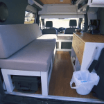 Ford Transit Connect Conversion Vandwellers
