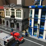 Brick Bank Re Build Moc From Other Side Lego