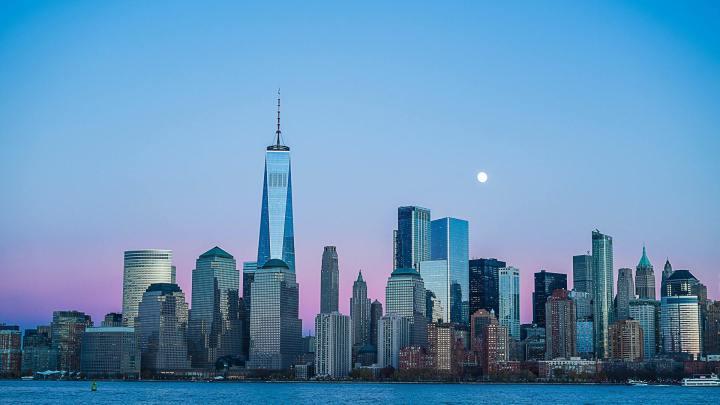 Lower Manhattan, New York (Photo credit to Jonathan Roger) [1920 x 1080]