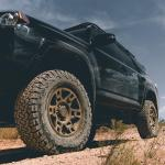 Easy Diy Bronze Trd Pro Wheels Just Hit Some Trails 4runner