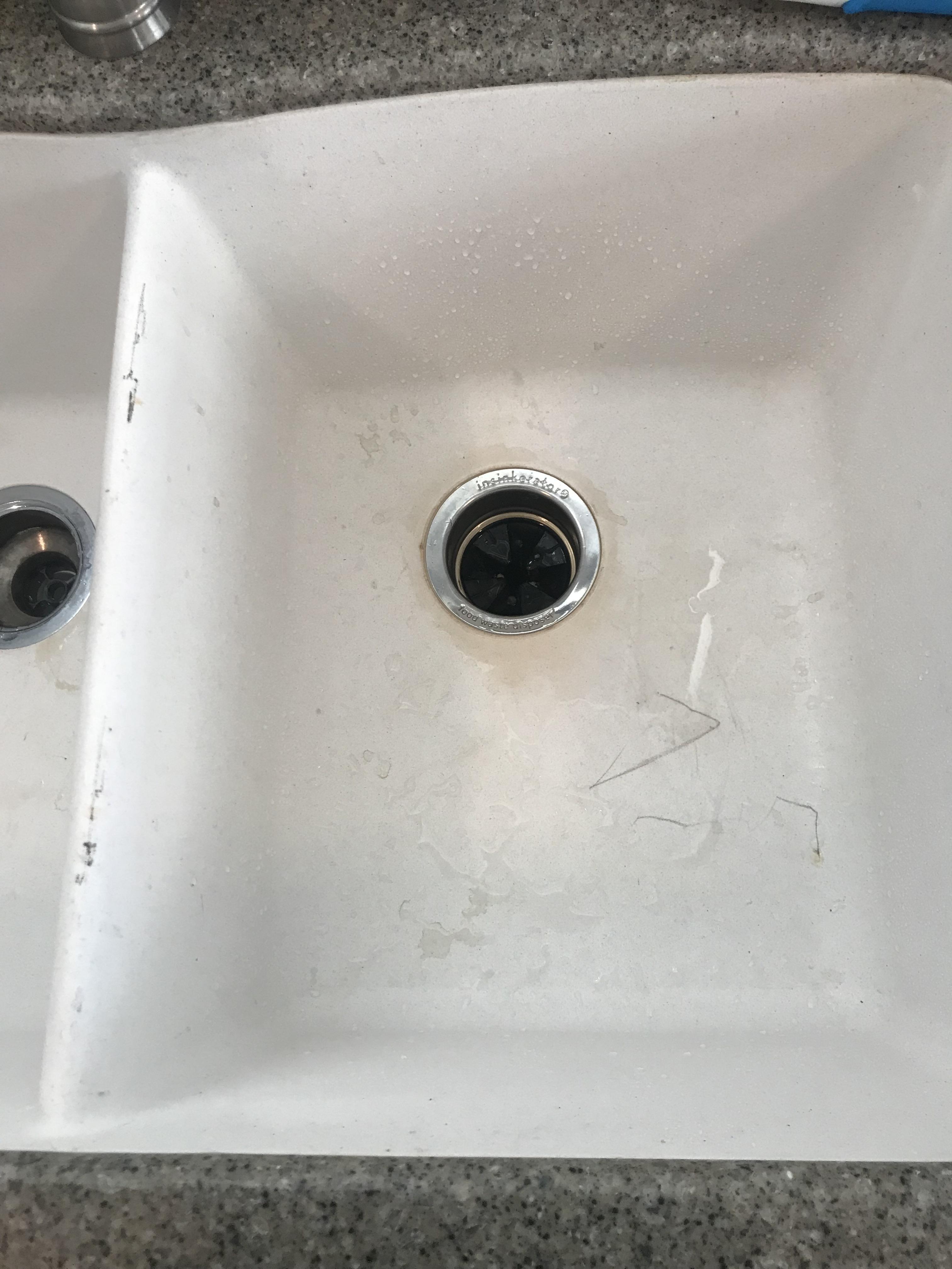 any way to clean white granite