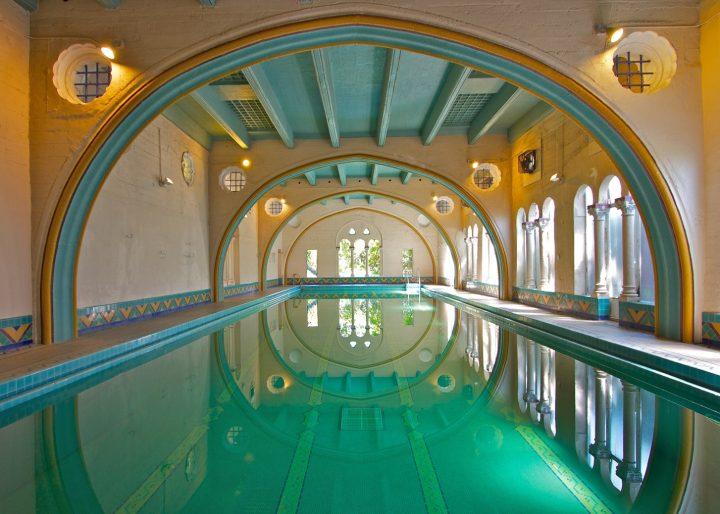 Berkeley City Club indoor pool [1454 x 1039]