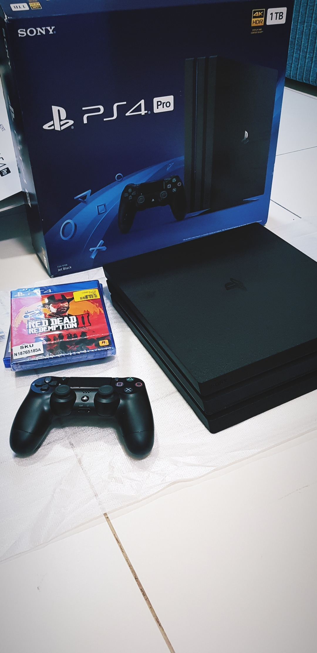 Thank You Everyone For Convincing Me To Go For The Pro Version Ps4pro
