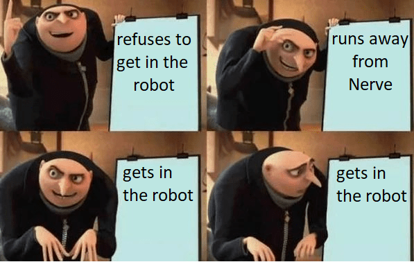 Why Shinji Can T Just Get In The Robot Depression In Neon