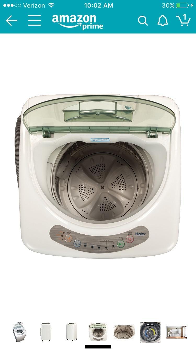 apartment portable washing machines