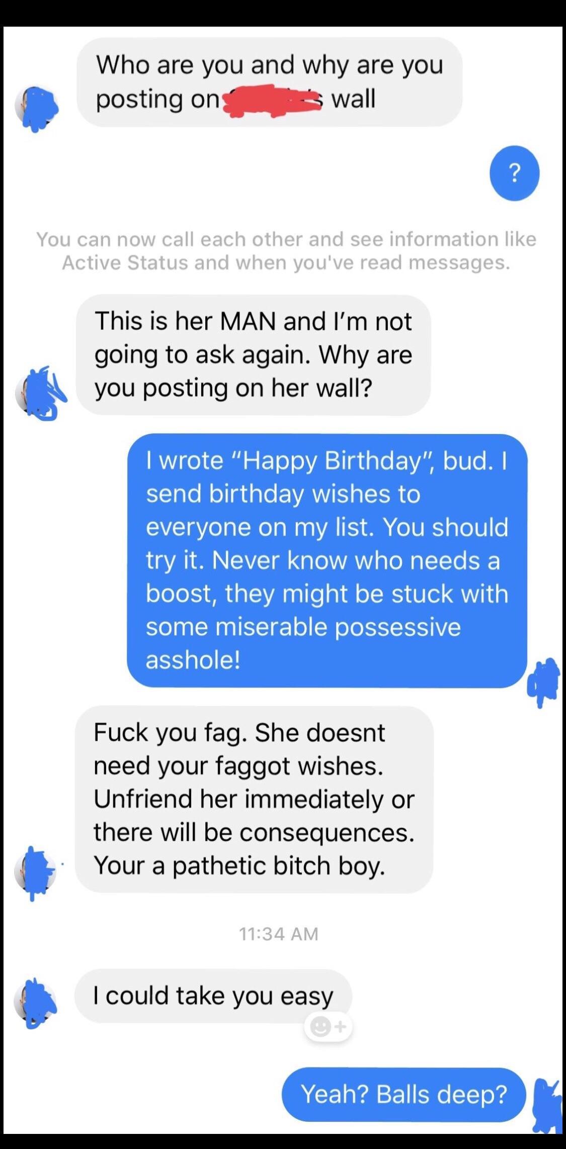 This Response For Writing Happy Birthday On A Girl S Wall Iamverybadass