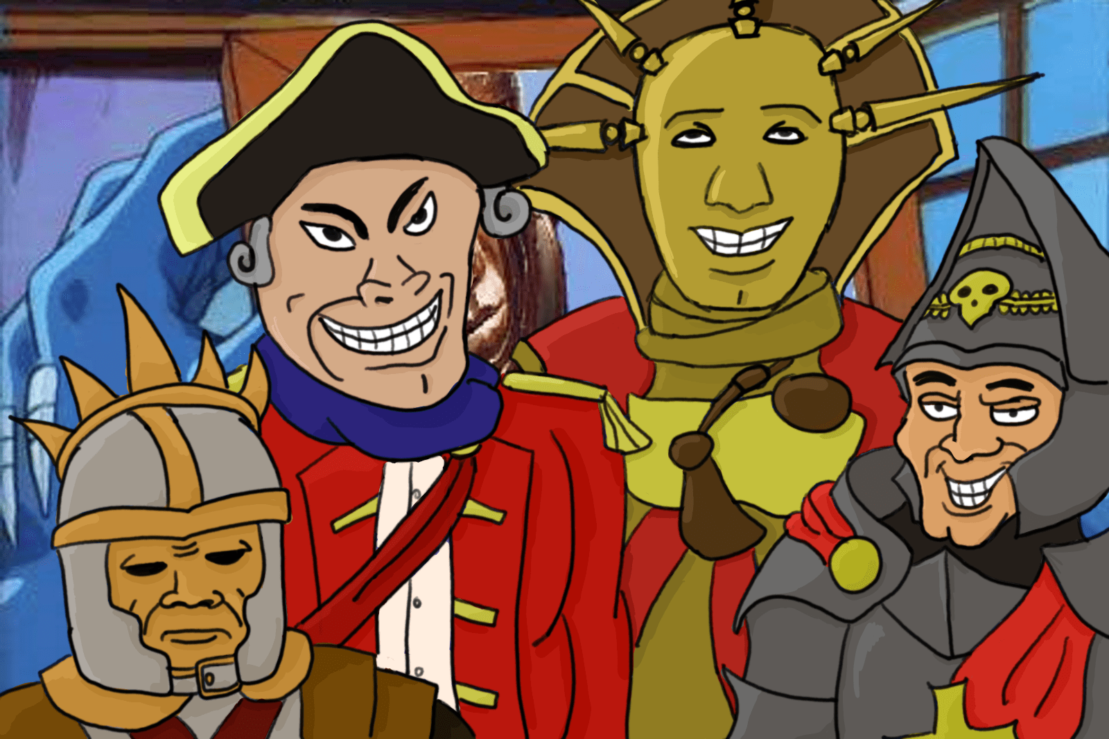 Me And The Boys Enjoying Empire Memes Totalwar