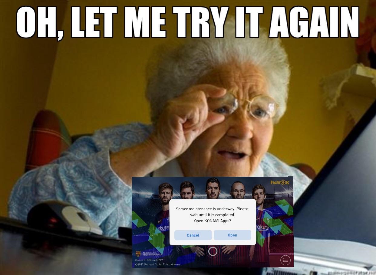 Come Onnnnn My Nan Is Still Waiting Pesmobile