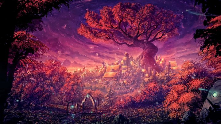Tree of life [3840×2160]