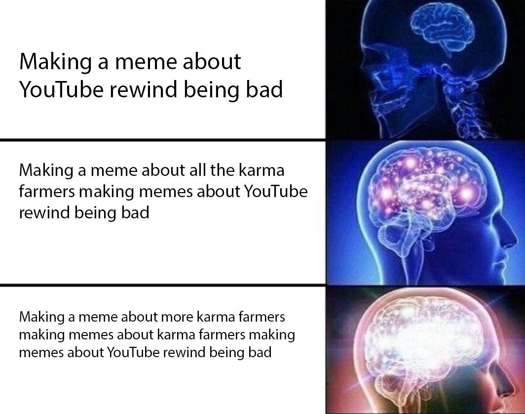 If There Was Karma On Youtube Youtube Com Meme On Me Me