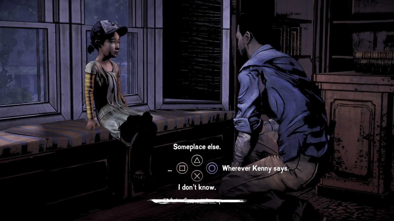 Anyone Getting A Wolf Among Us Vibe From These Graphics