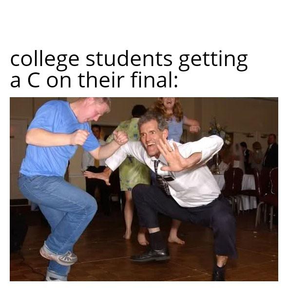 Happy Student Noises Meme