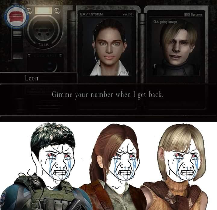 The Best Resident Evil Memes Memedroid