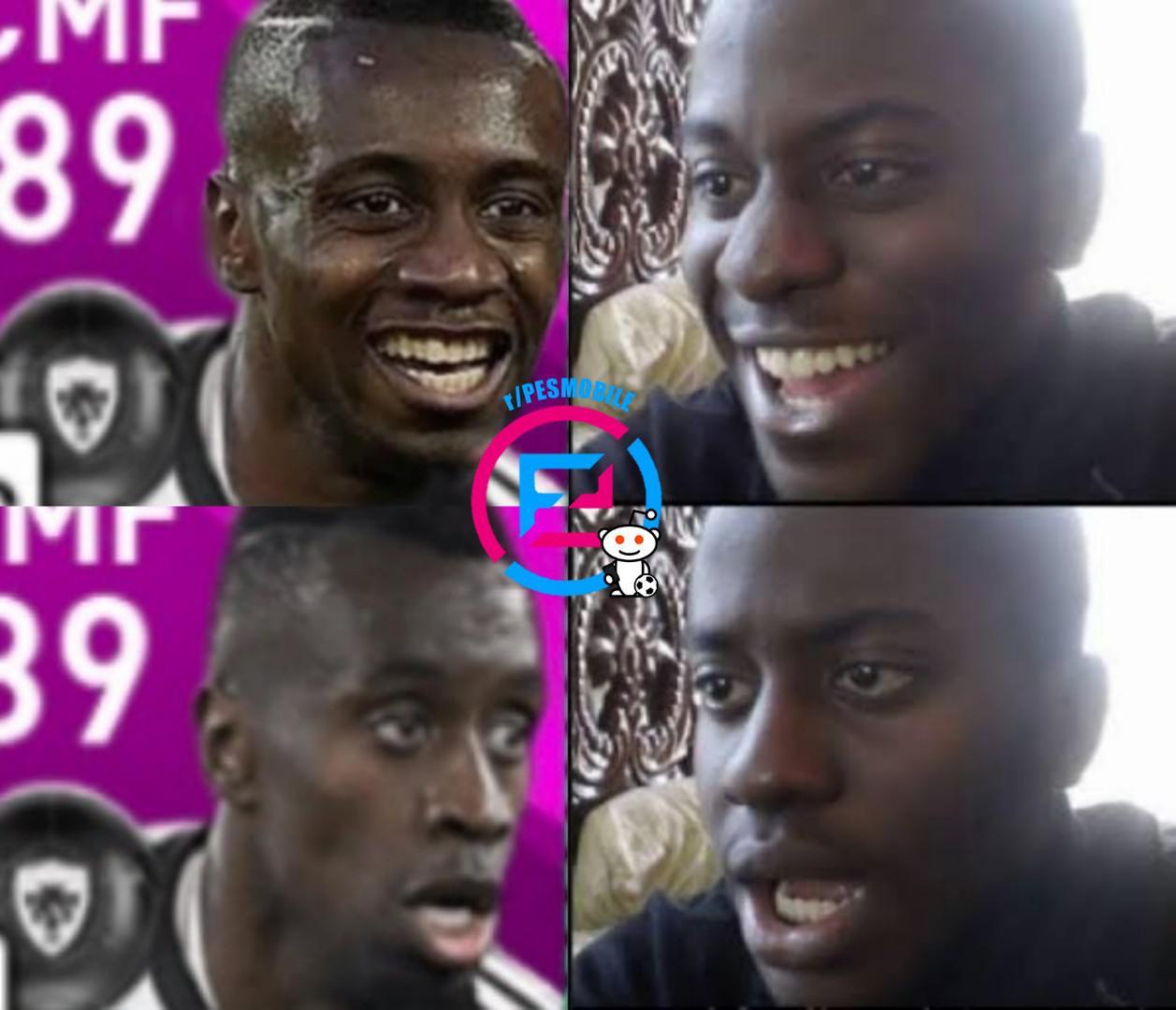 Need Konami To Bring The Juventus Cs With This Matuidi Face So