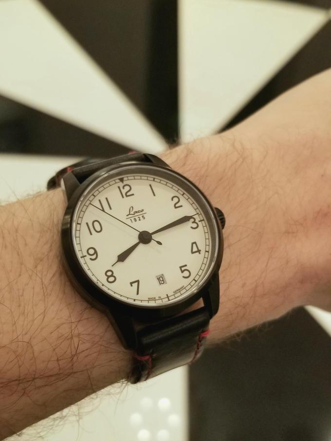 Laco Monaco At The Hotel Monaco A Bellhop S Daily Watch Watches