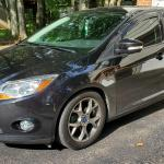 Here S My New To Me 2014 Ford Focus Se Hatchback Any Modification Suggestions Fordfocus