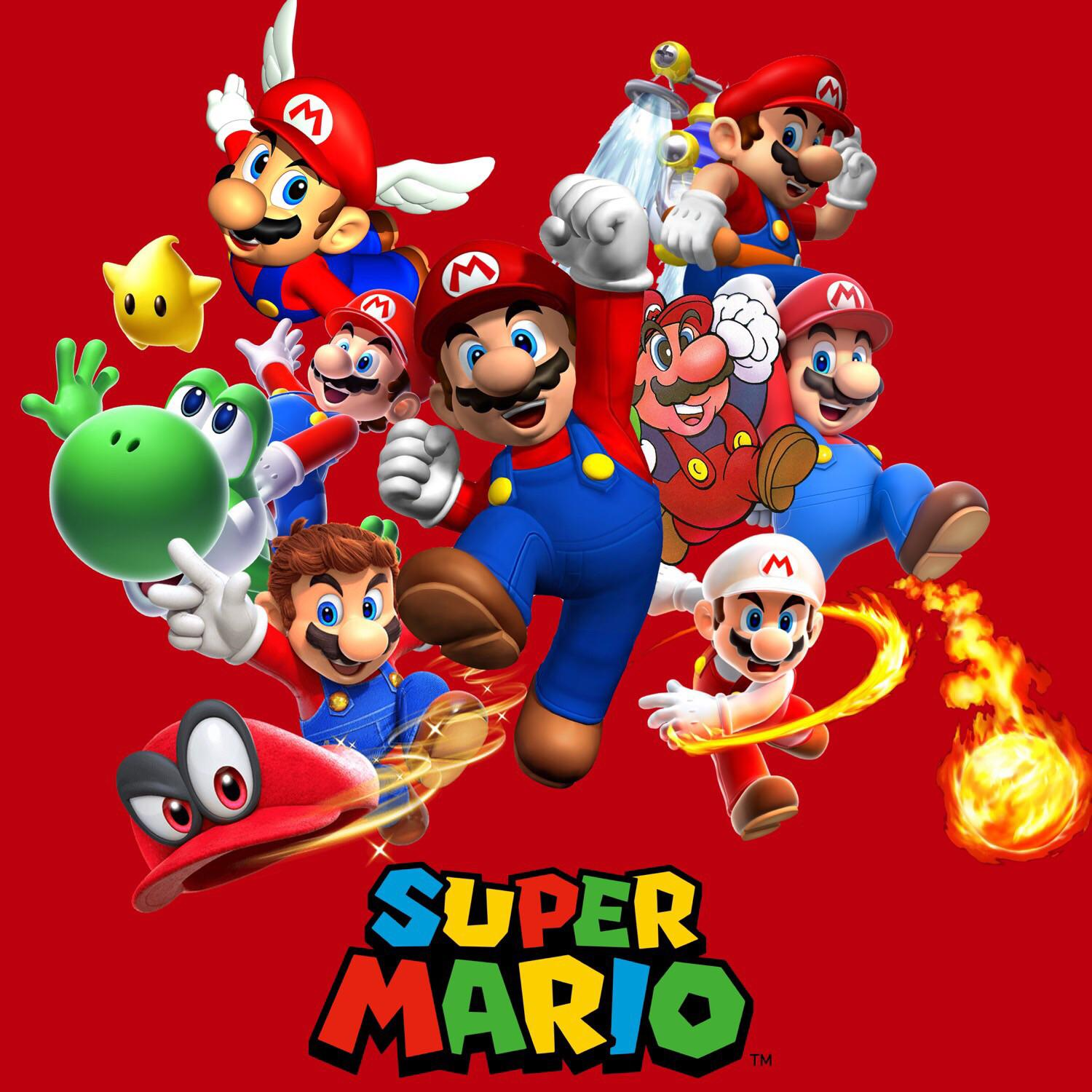 Happy 35th Birthday To The Greatest Video Game Series This Legendary Franchise Has Brought Happiness To Me And Millions Of Others And I Can T Wait For The Beautiful Future For The Series