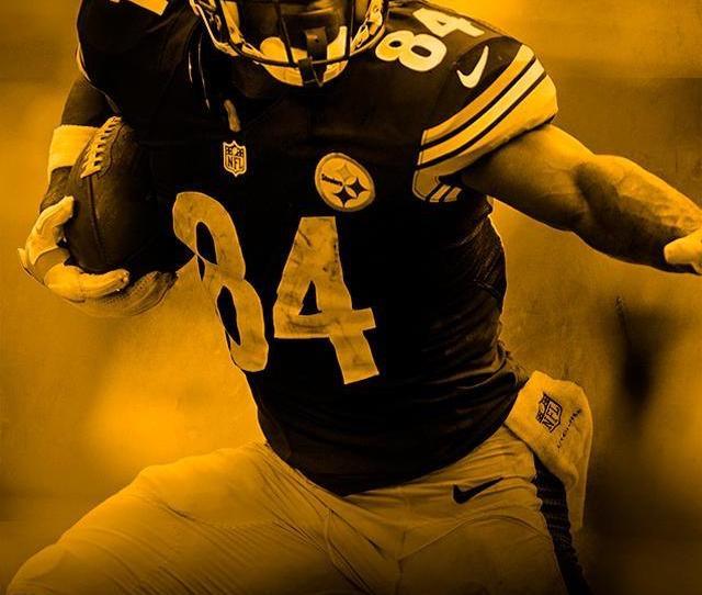 Antonio Brown Mobile Wallpaper Per Steelers Steelers