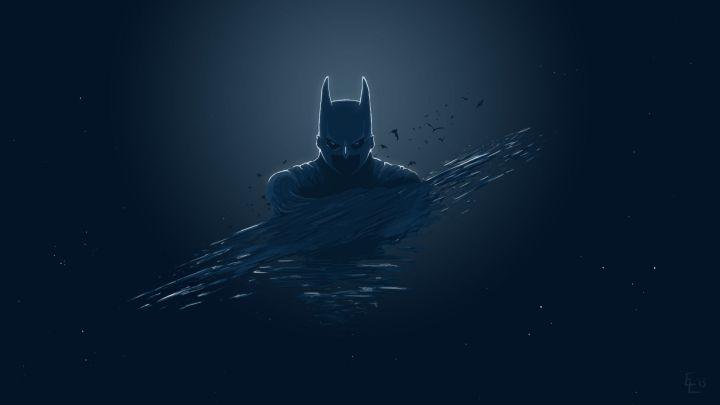 [1920×1080] Abstract Batman