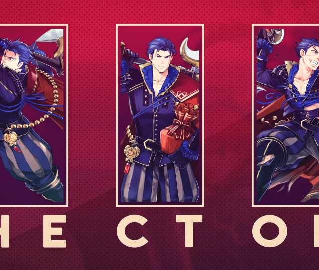 Hector 4k Aesthetic Wallpaper