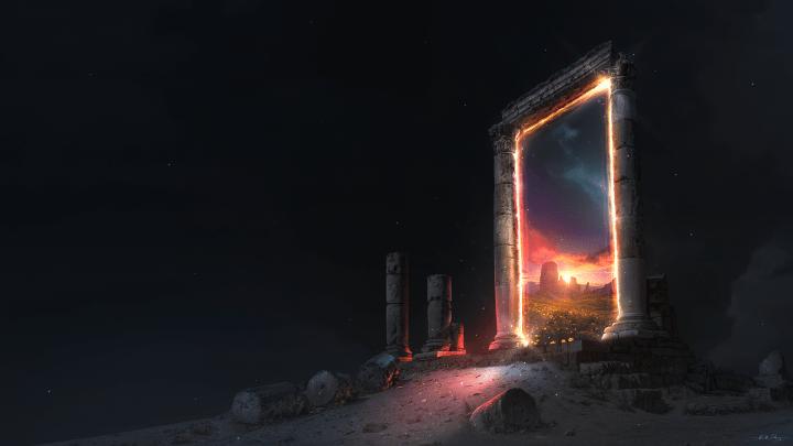 The Escape Portal [1920×1080]