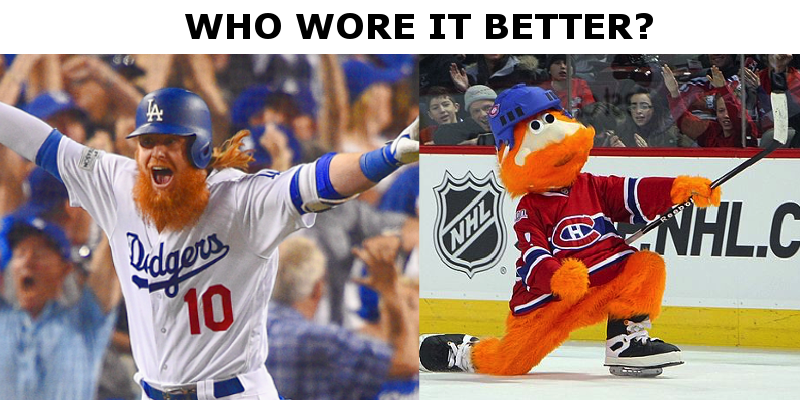 Who Wore It Better Mlb