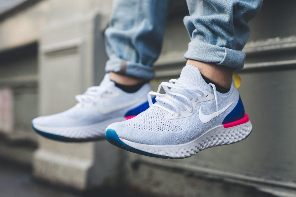 Thoughts On The New Nike Epic React Flyknit Sneakers