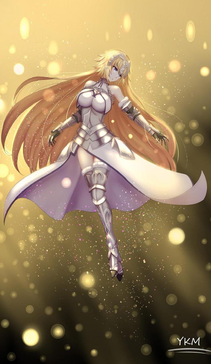 Jeanne d'arc [Fate/GO] (900 x 1600)