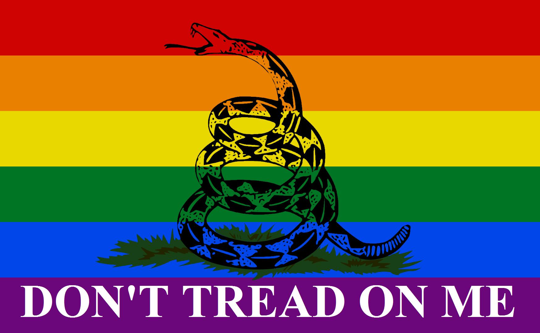Confederate Dont Me Tread
