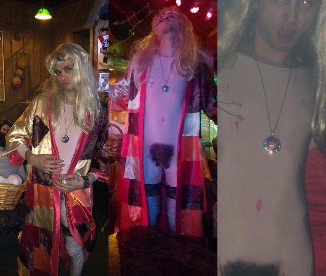 Halloweeni Was Buffalo Bill From Silence Of The Lambs For Halloween Nsfw I Redd It