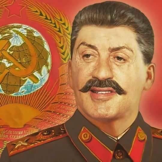 Sylvester Stalin Funny