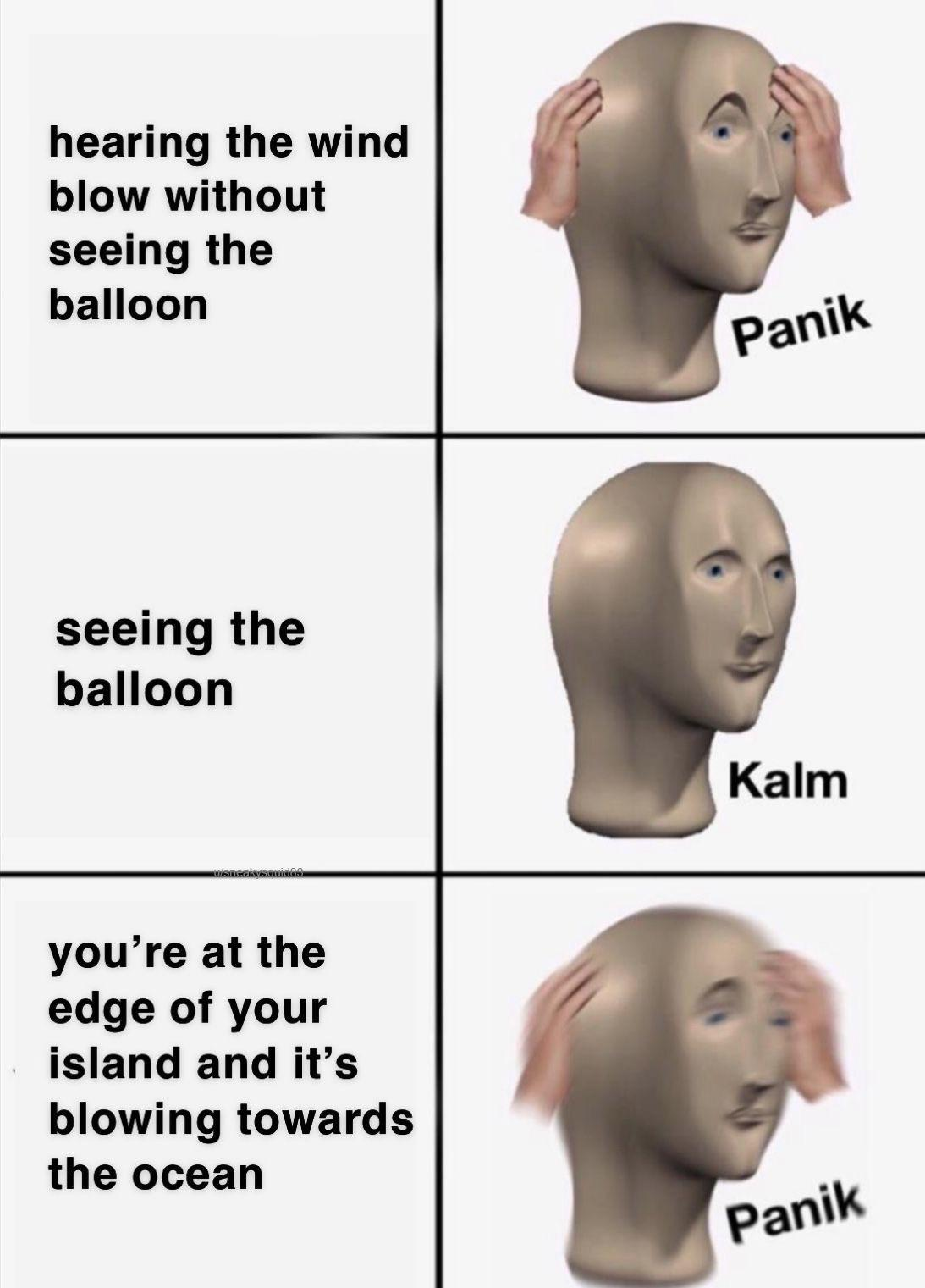 Meme To Help Diffuse The Stress This Game Gives Me Animalcrossing