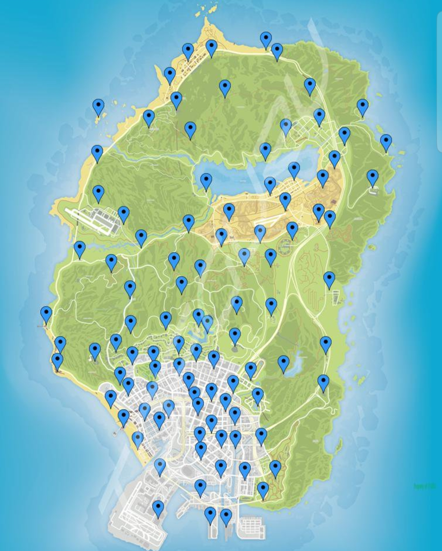 Action Figure Locations Gtaonline