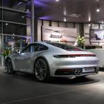 Awesome Gt Silver 992 Carrera 4s Porsche