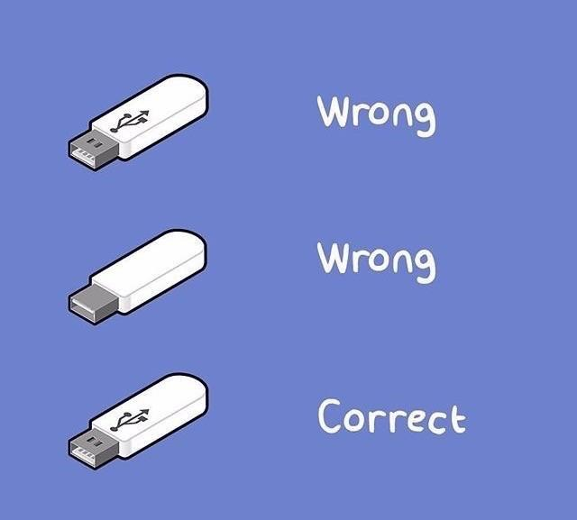 Usb S In A Nutshell X Post R Funny Pcmasterrace