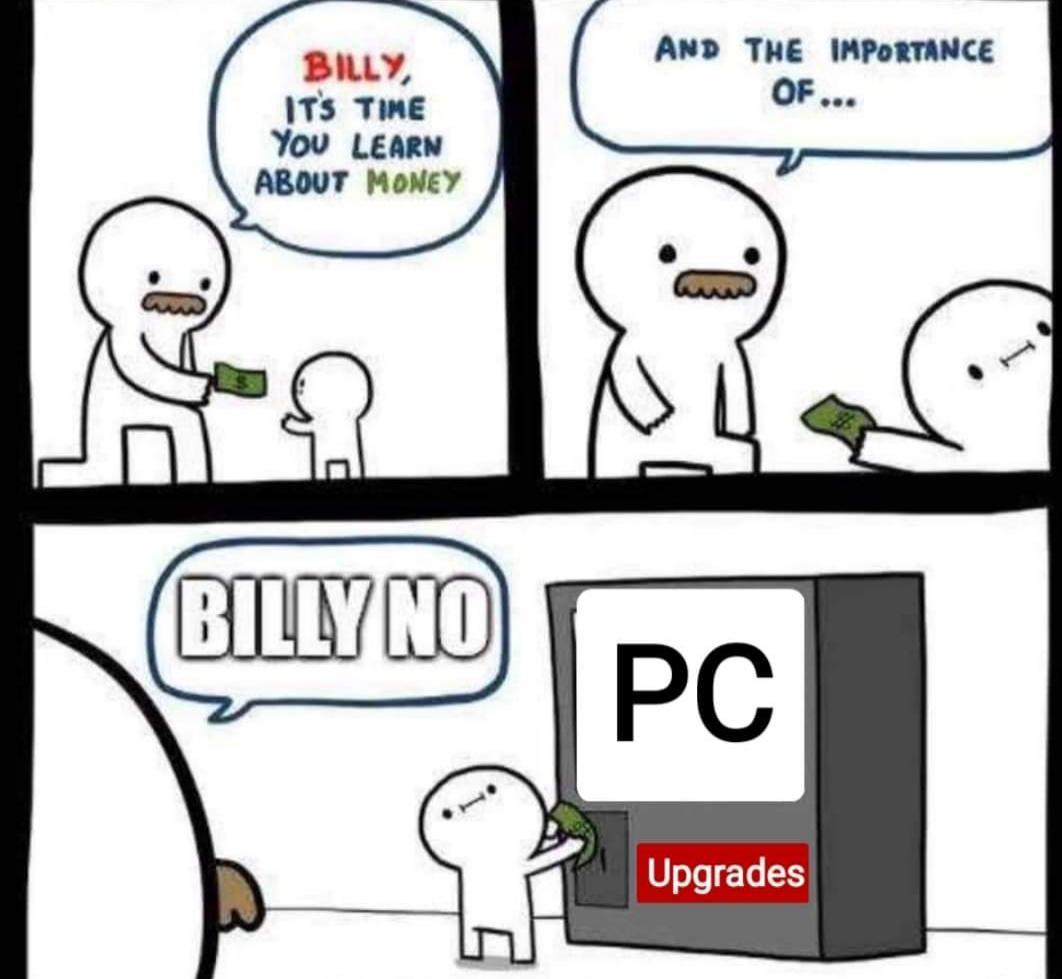 I M Definitely A Billy Pcmasterrace