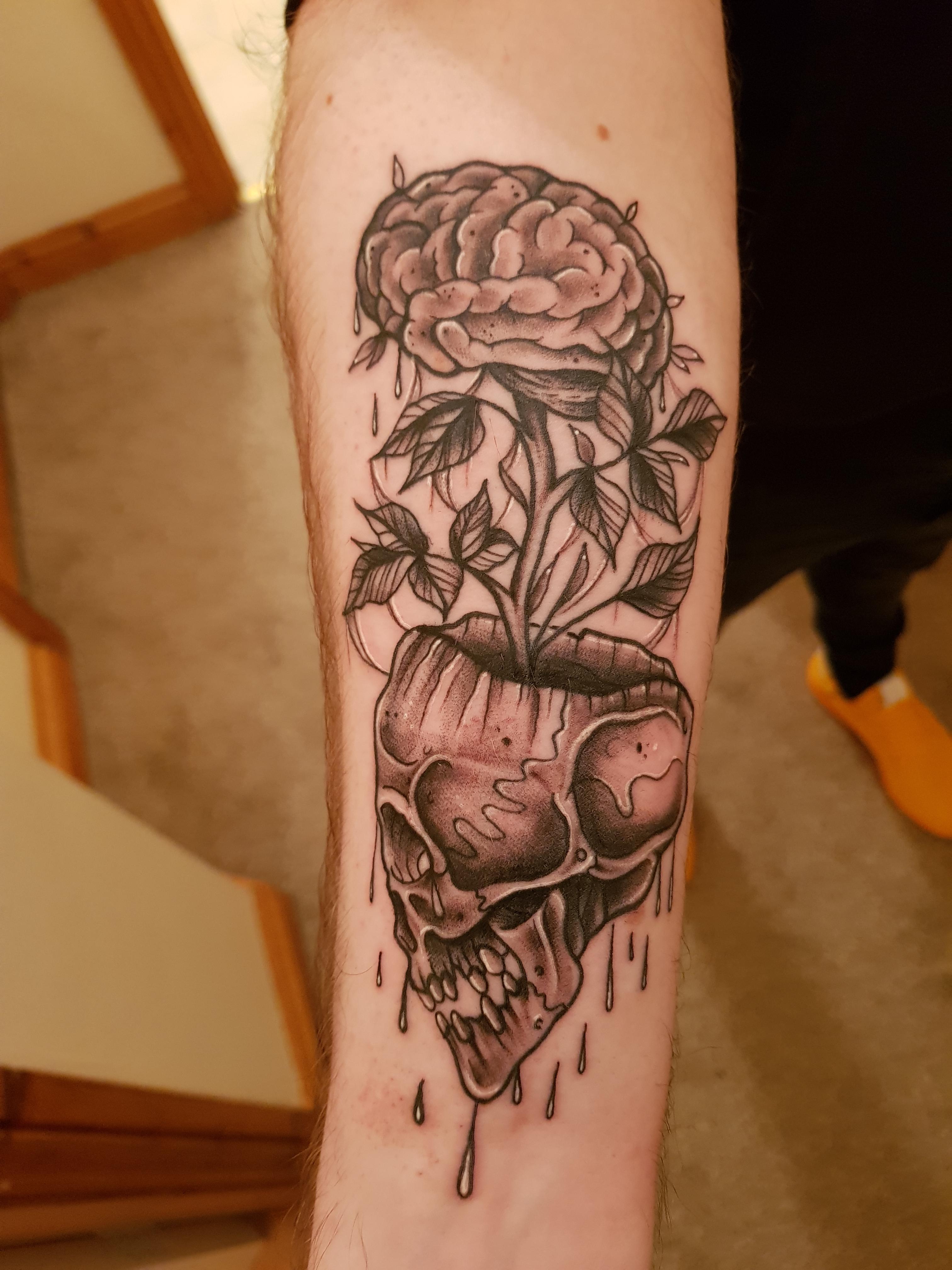 Tattoo Artist Milwaukee