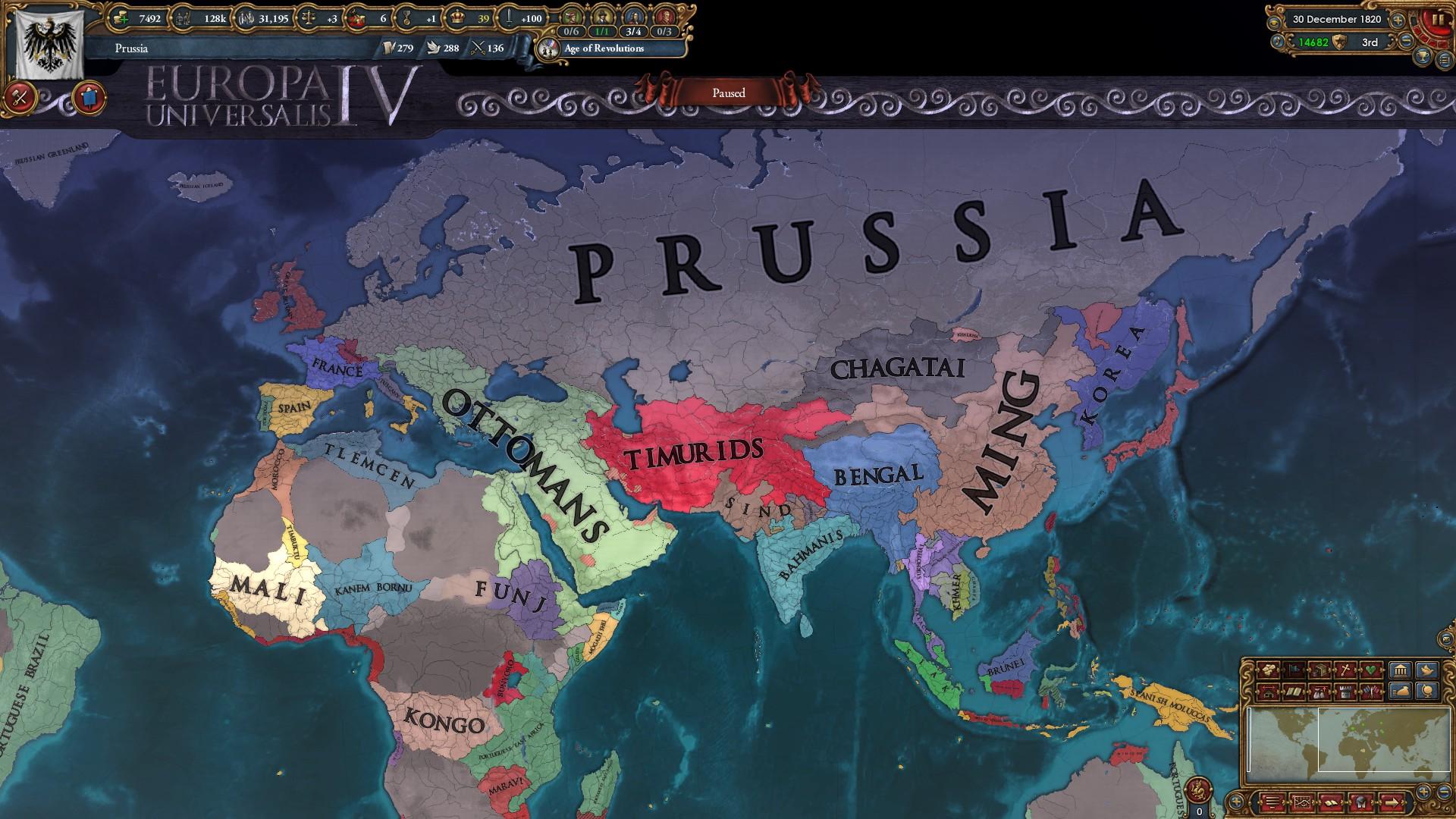Russia Oh You Must Mean Prussia Gamingmeme