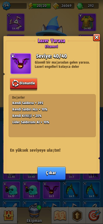 Font Bug Turkish Language Archero