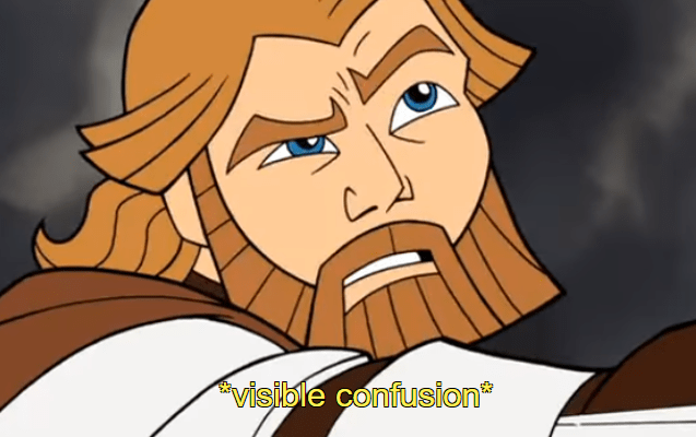 When You Want 2003 Clone Wars Memes But Even Obi Wan Doesn T