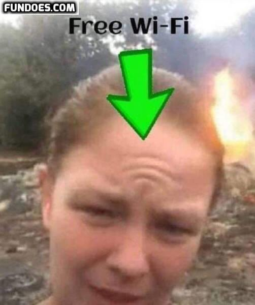 Free Wifi Available Here Comedycemetery