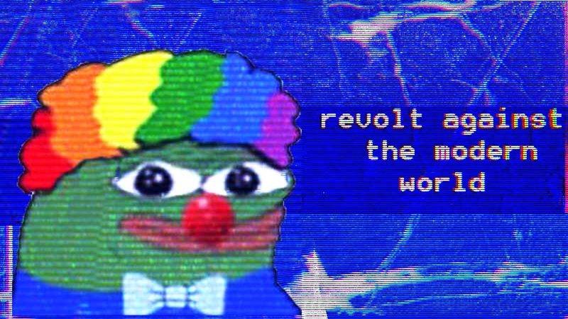 Clown World meme