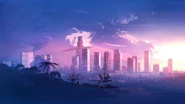 [3840X2160]Cityscape!