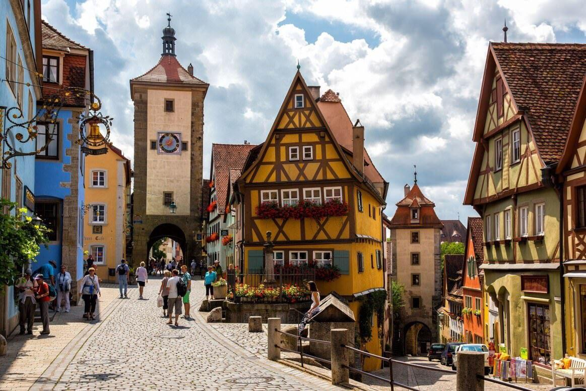 This German City Looks Like Heidel Blackdesertonline