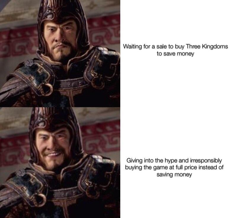 This Is A Basic Meme But My First Meme Totalwar