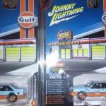 1992 Gulf Mustang Gt Hotwheels