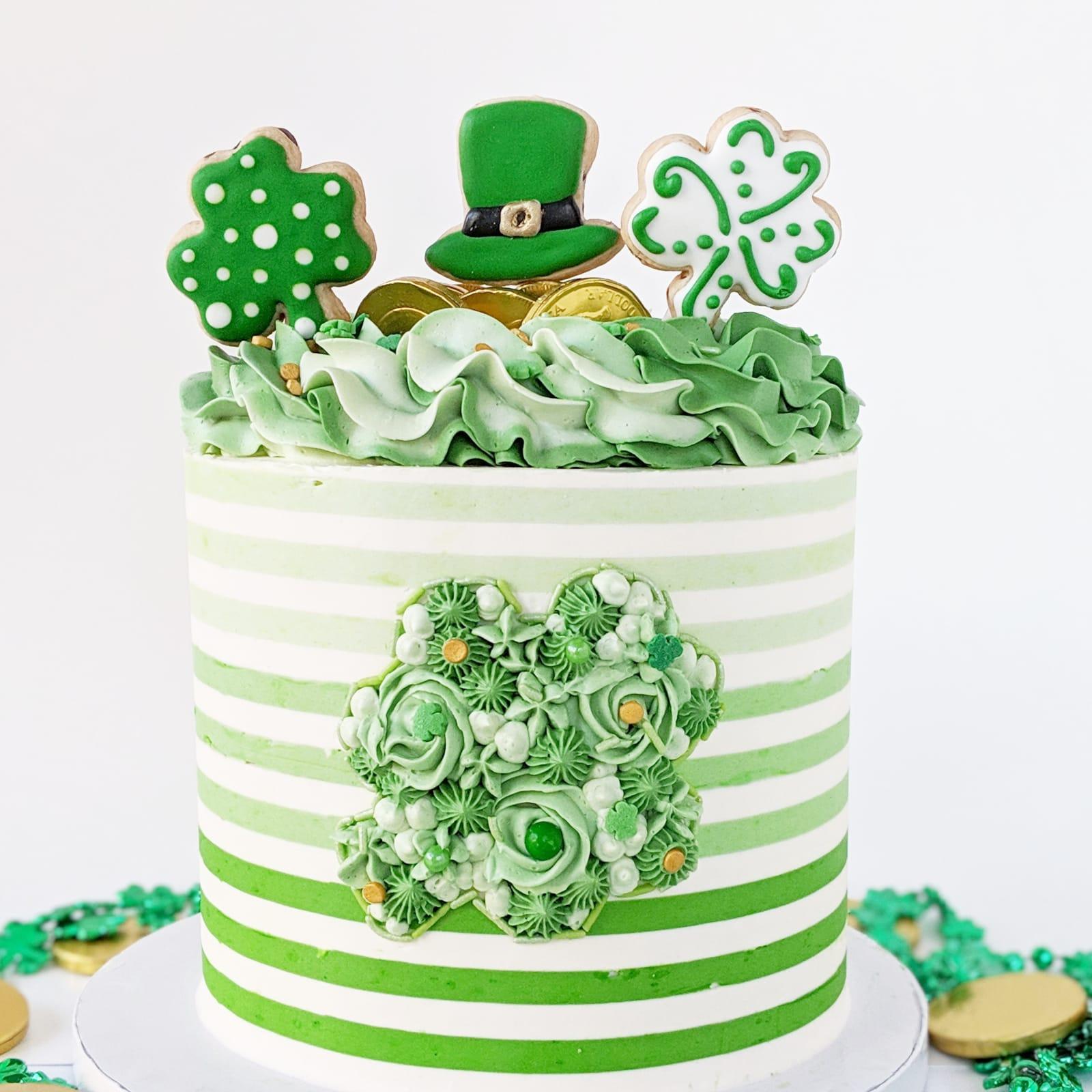 Happy St Patricks Day Cakewin