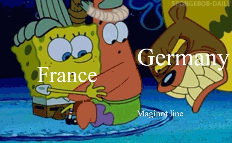 Ww2 Spongebob Name A More Mainstream Duo Historymemes