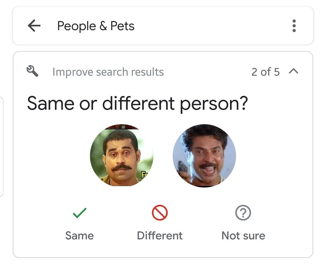 Memes Galore Google Photos Asking For Human Intervention Kerala